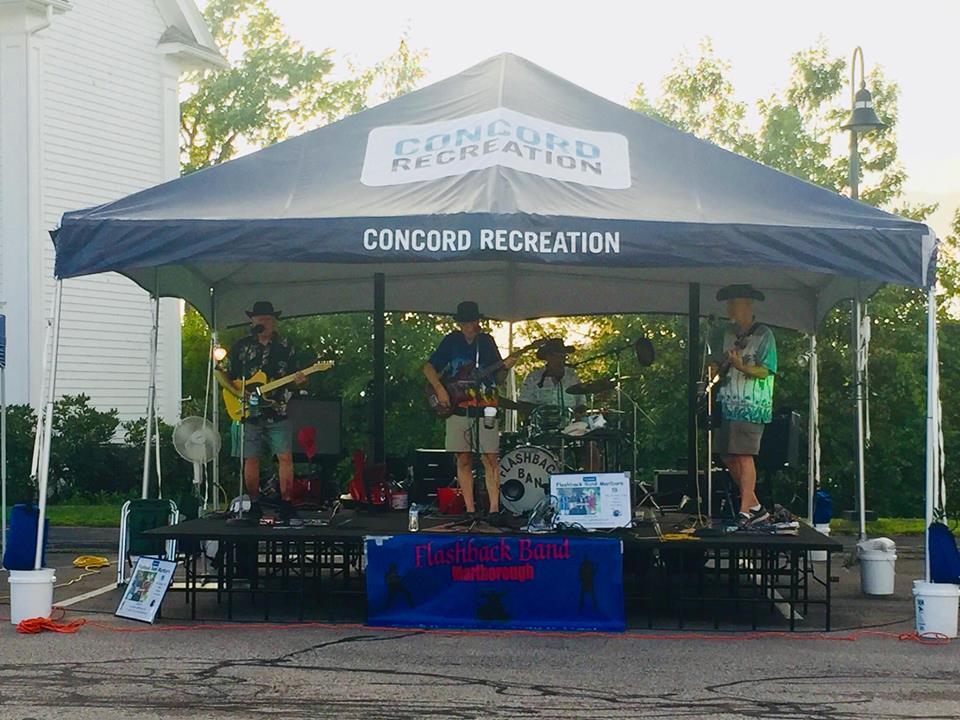 West Concord Concert Series