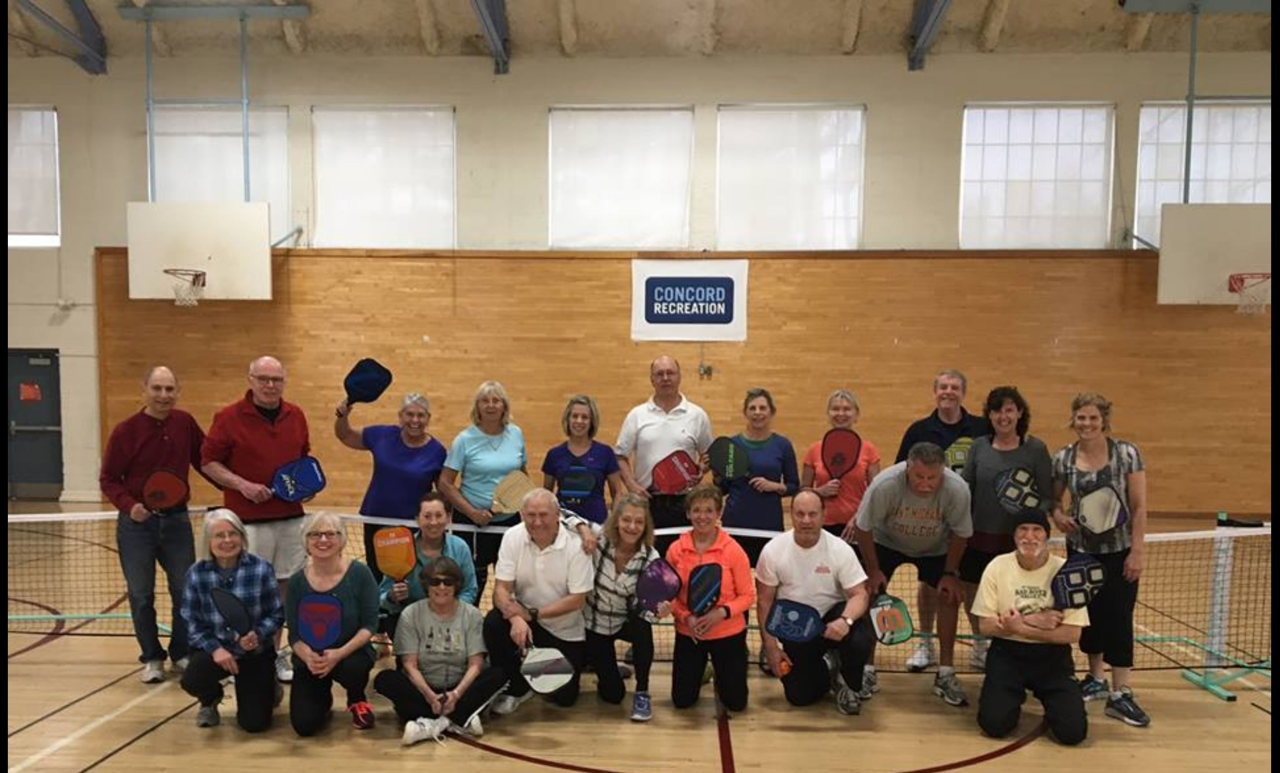 Pickleball 2017